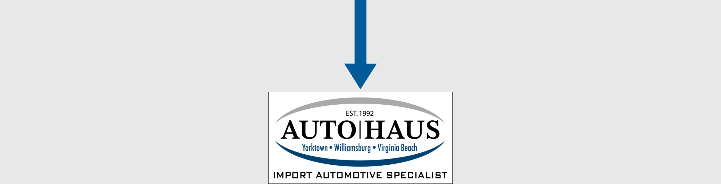 Auto Haus of Virginia History Image for Logo